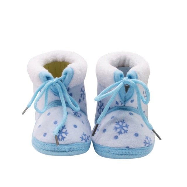 Winter Princess Style Shoes