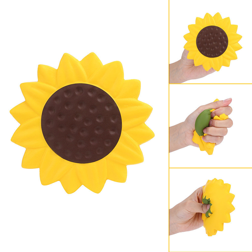 Sunflower Scented Stress Reliever Toys
