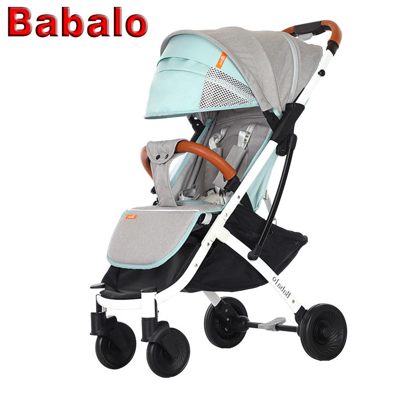 Baby stroller light folding umbrella