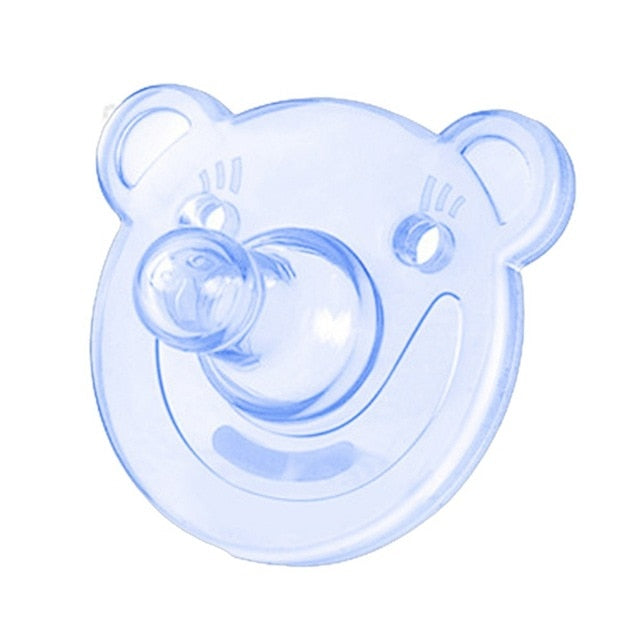 Soft Silicone Orthodontic Pacifier Nipple