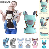 Baby Kangaroo Bag Breathable Front Facing Baby Carrier