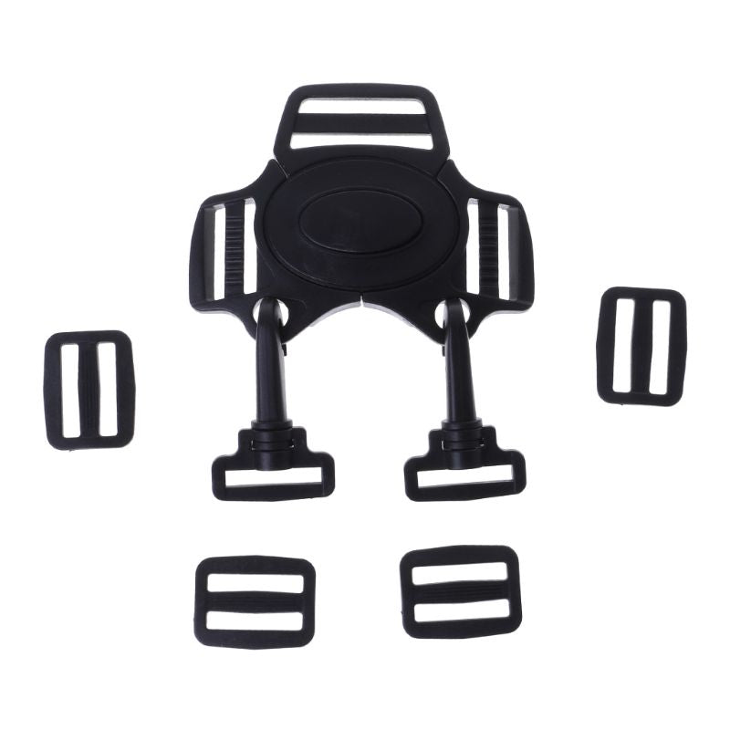 Baby 5-Point Belt Lock Clip Hook Stroller P