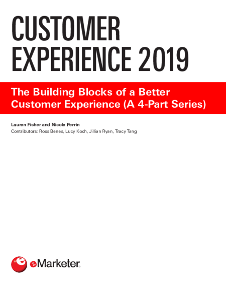 Customer Experience 2019: The Building Blocks of a Better Customer Experience (A 4-Part Series)