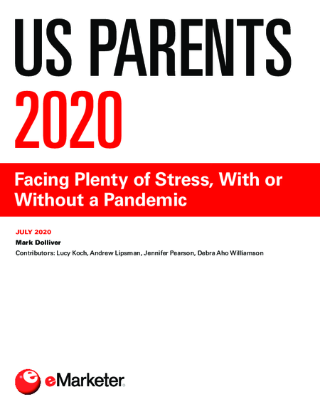 US Parents 2020: Facing Plenty of Stress, With or Without a Pandemic