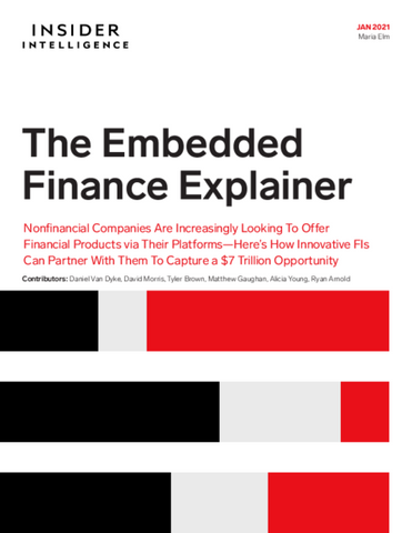 The Embedded Finance Explainer