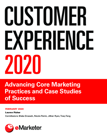 Customer Experience 2020: Advancing Core Marketing Practices and Case Studies of Success