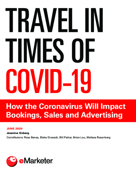 Travel in Times of COVID-19: How the Coronavirus Will Impact Bookings, Sales and Advertising