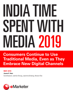 India Time Spent with Media 2019 Report