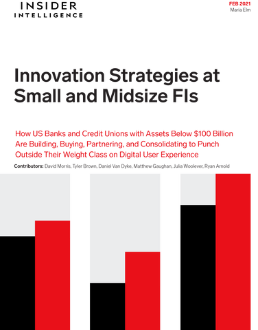 Innovation Strategies at Small and Midsize FIs