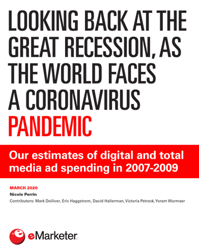 Great Recession vs. Coronavirus Pandemic Report