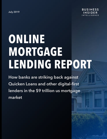 The Online Mortgage Lending Report