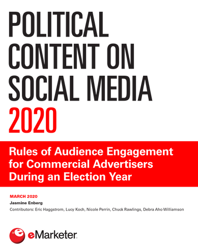 The Political Content on Social Media 2020 Report
