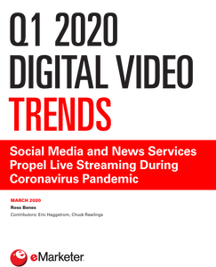 The Q1 2020 Digital Video Trends Report