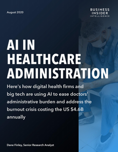 The AI in Healthcare Administration Report
