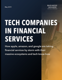 Tech Companies In Financial Services