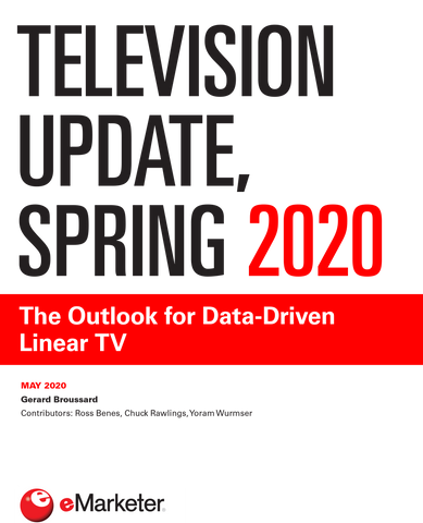 Television Update Spring 2020