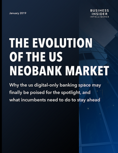 The Evolution of the US Neobank Market