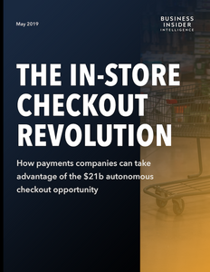 The In-Store Checkout Revolution