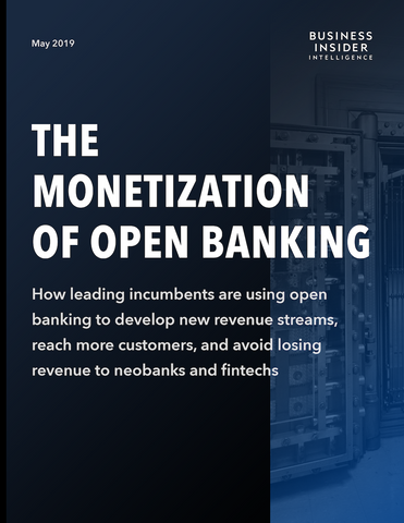 The Monetization of Open Banking