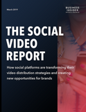 The Social Video Report