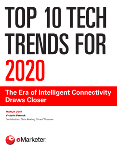 Top 10 Tech Trends for 2020