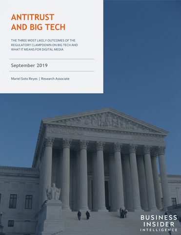 Antitrust and Big Tech