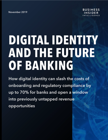 Digital Identity and the Future of Banking