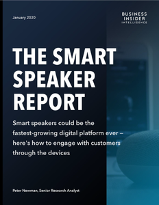 The Smart Speaker Report