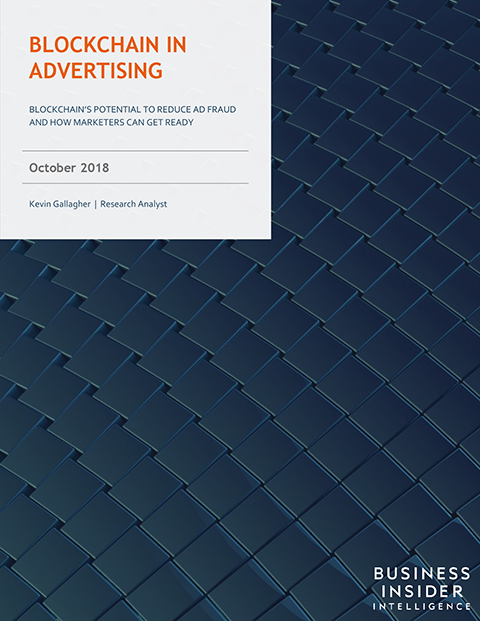 The Blockchain in Advertising Report