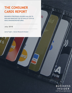 The Consumer Cards Report