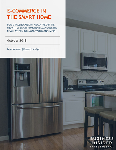 E-Commerce in the Smart Home