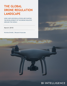 The Global Drone Regulation Landscape