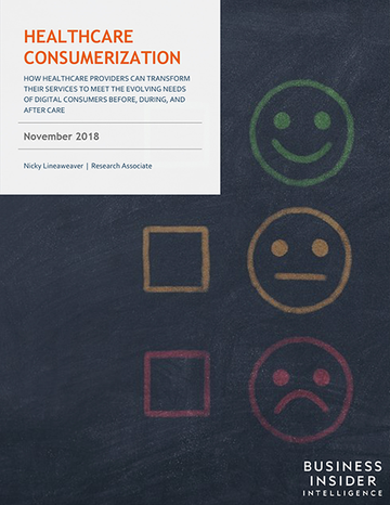 The Healthcare Consumerization Report (Plus One FREE Report)