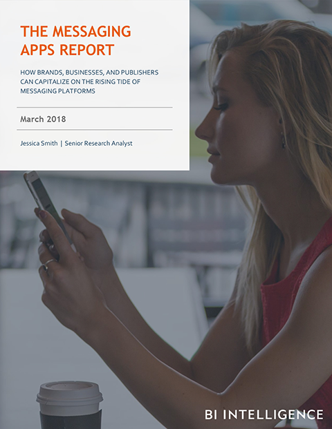 The Messaging Apps Report