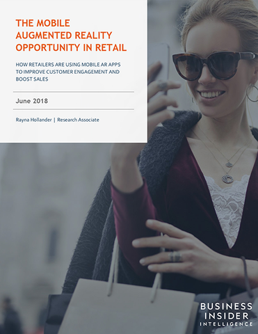The Mobile Augmented Reality Opportunity in Retail