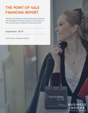 The Point-of-Sale Financing Report
