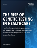 The Rise of Genetic Testing in Healthcare