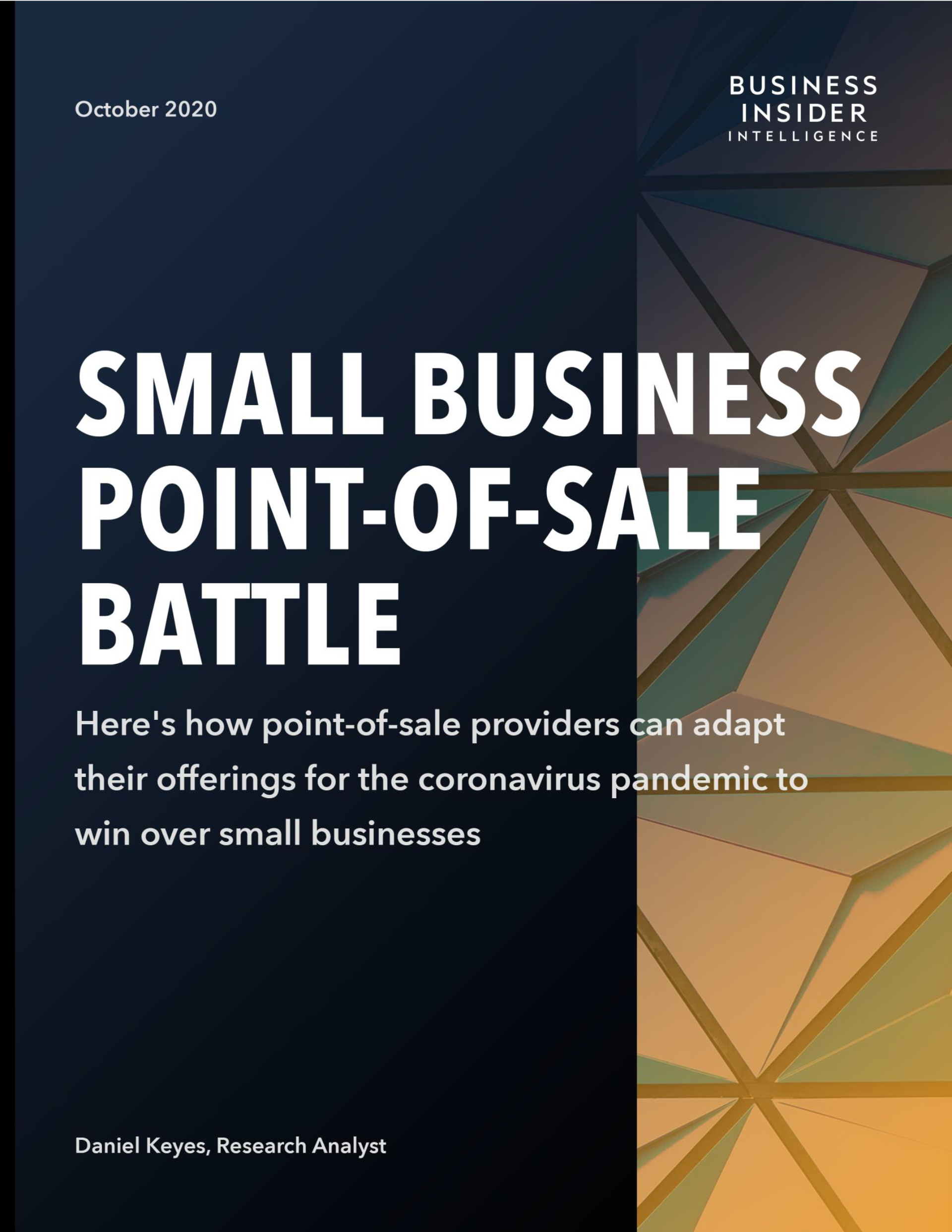 Small Business Point-of-Sale Battle