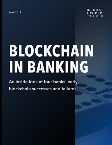 The Blockchain in Banking Report