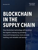 Blockchain in the Supply Chain