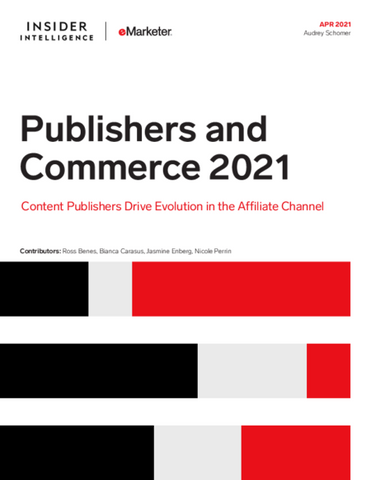 Publishers and Commerce 2021