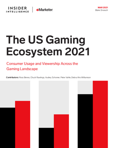 The US Gaming Ecosystem 2021