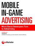 Mobile In-Game Advertising: More Game Developers Turn to Advertising