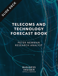The Telecoms and Technology Forecast Book 2019