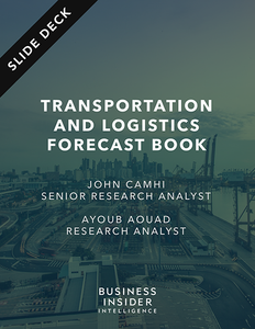 The Transportation & Logistics Forecast Book