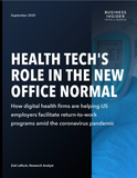 Health Tech's Role In The New Office Normal