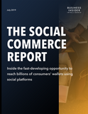 The Social Commerce Report