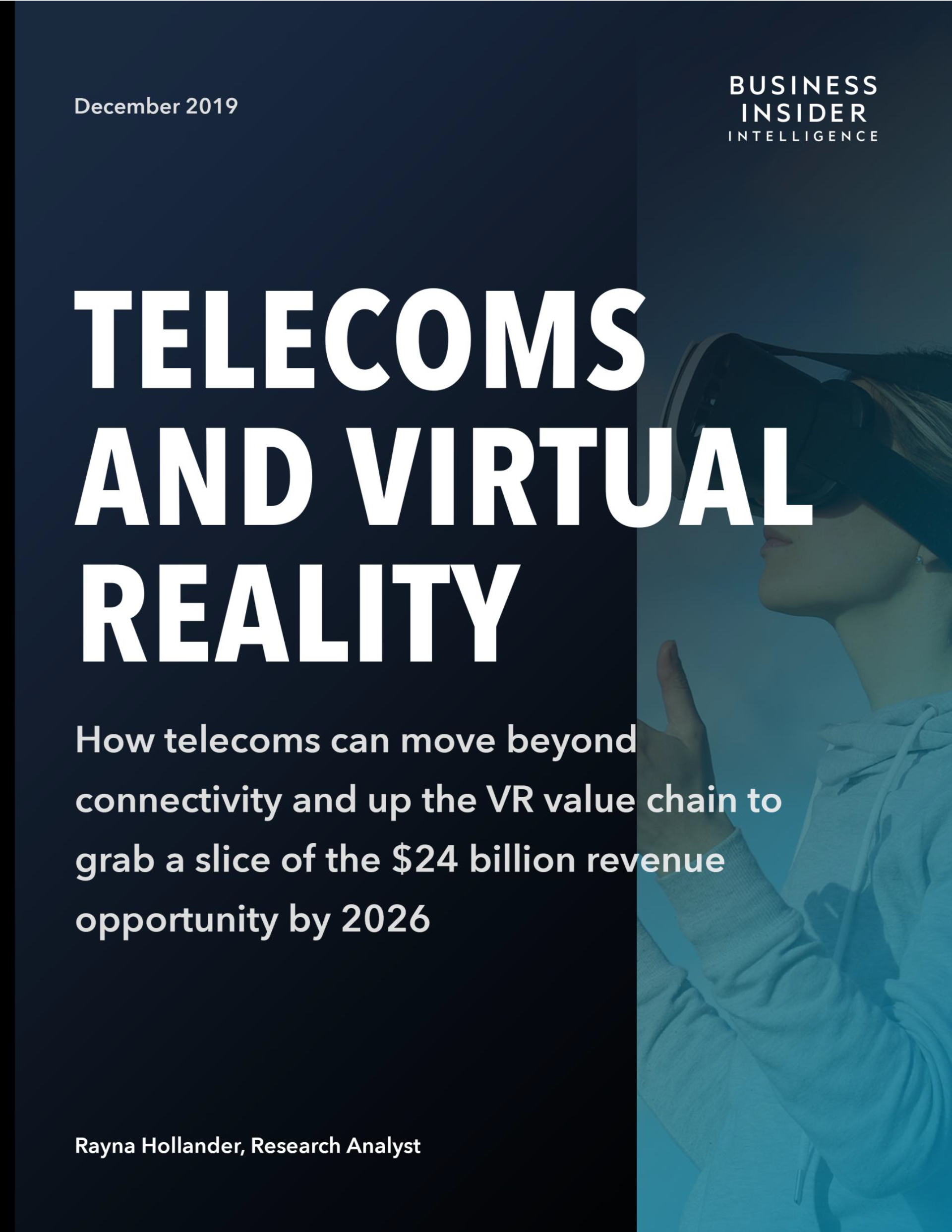 Telecoms and Virtual Reality