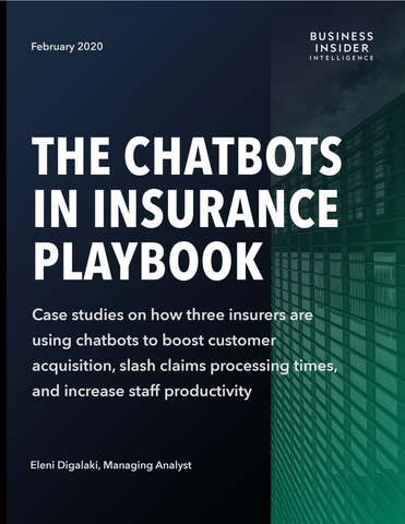 The Chatbots in Insurance Playbook