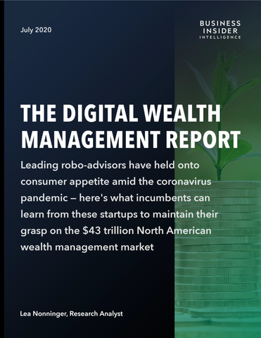 The Digital Wealth Management Report